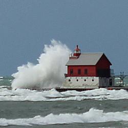 Blogtoberfest, day 11 – Lake Michigan's Fury