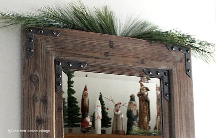 Christmas mirror5