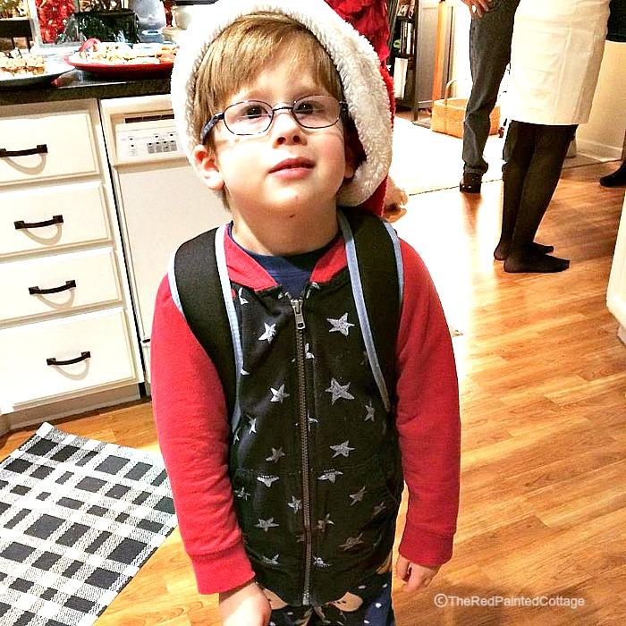 Corbin Christmas Eve