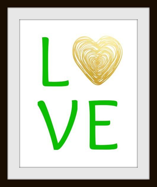 Valentine green 8x101