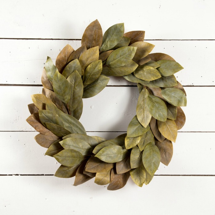 waco magnolia wreath