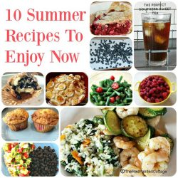 10 Summer Recipes To Enjoy Now