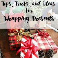 Tips, Tricks, and Ideas For Wrapping Presents