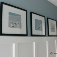 One Room Challenge, Week 5 – Transforming A Mirror Frame