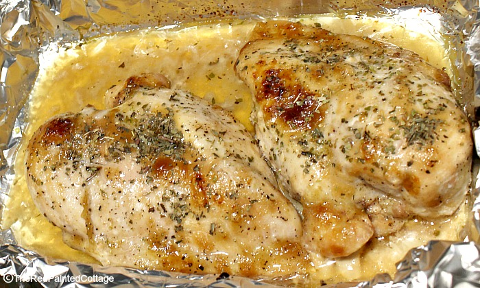 Sweet Garlic Chicken