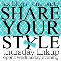 Share Your Style Link Party #107