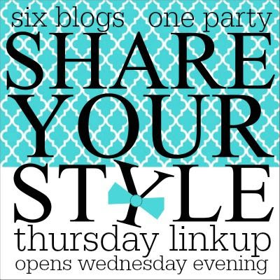 Share Your Style Party #123