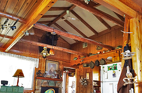 Things Are Looking Up At Our Cottage…Cottage Tour