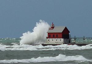 Thursday's Ramblings…Lake Michigan and The Great Lakes