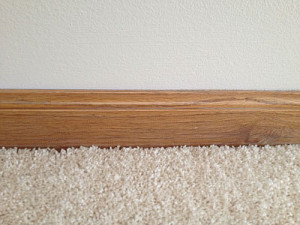 How To Paint Baseboards With Carpeting