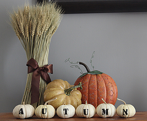 DIY Autumn Project