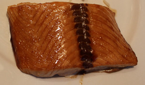 Honey-Soy Glazed Salmon