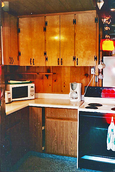 A Surprise For You And For Me – Our Kitchen At The Cottage