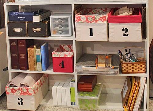 DIY Storage Bins…Part 2, Liners
