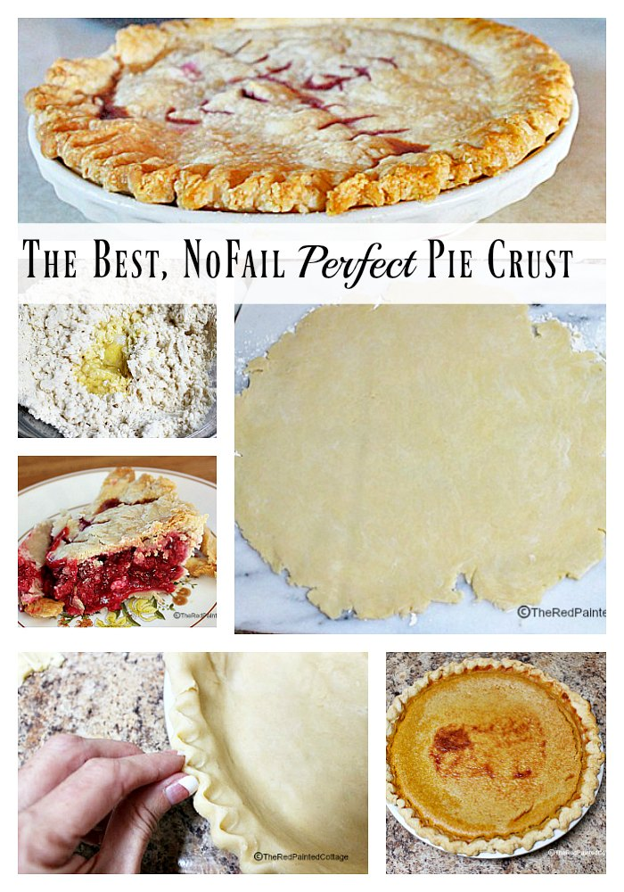 The Best, No-Fail Perfect Pie Crust