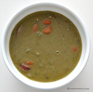 Thursdays Ramblin' – Easy and Tasty Split Pea Soup