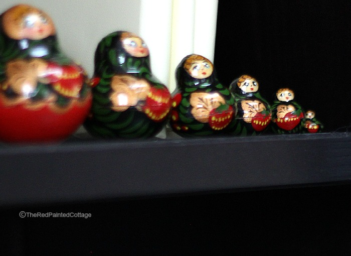 Christmas Russian Dolls1