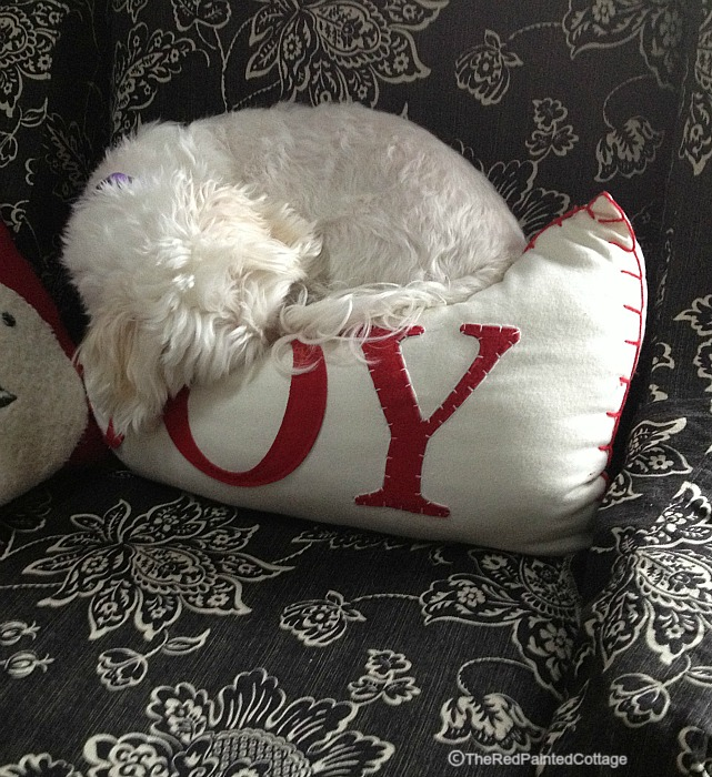 Christmas joy pillow1