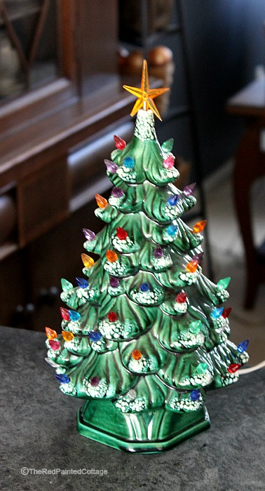 Christmas moms tree