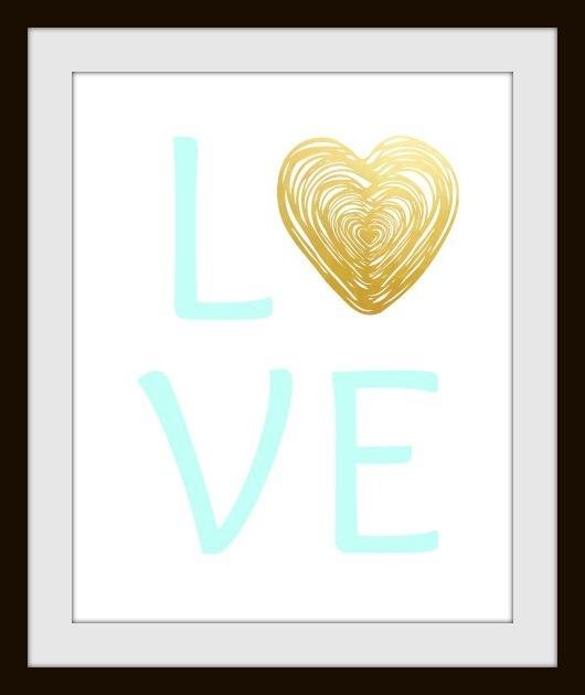 Valentine 8x10 aquagold1