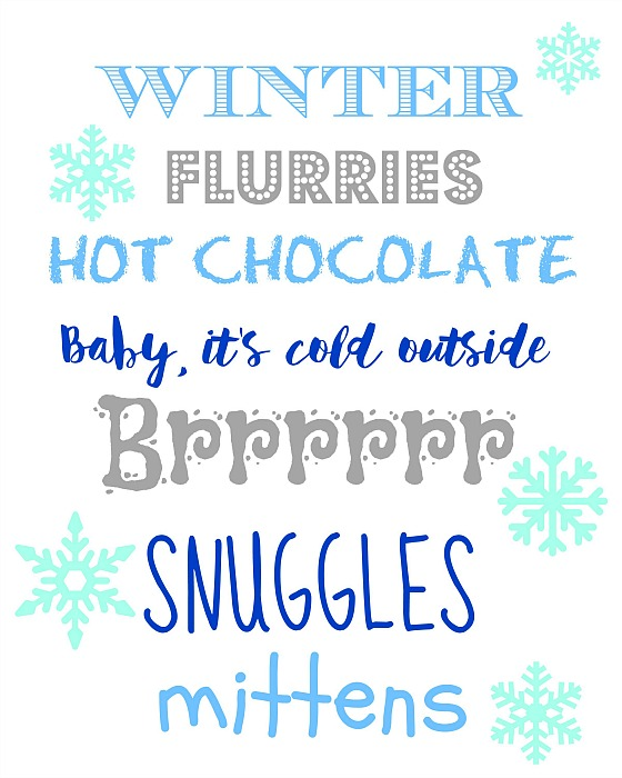 winter printable2