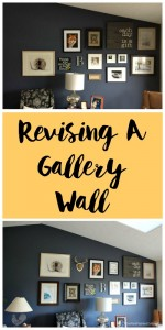 Revising A Gallery Wall