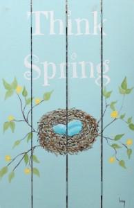 DIY Spring Painting 101