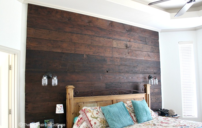 If You're Lucky Enough To Find Authentic Shiplap, YOUR LUCKY!