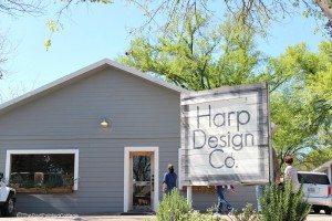 Our Visit To Harp Design Co. In Waco