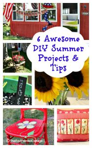 6 Awesome DIY Summer Projects And Tips