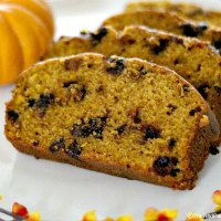 Lori's Famous Pumpkin Chocolate Chip Bread