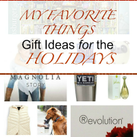 My Favorite Things For Anyone On Your Shopping List