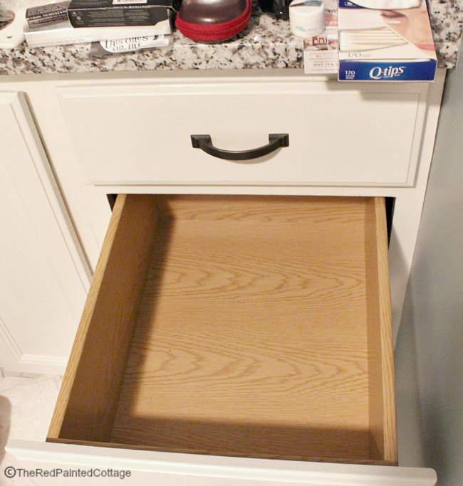 Declutter and Organize Bathroom Cabinets