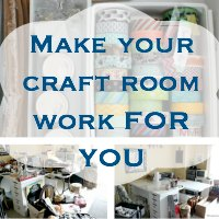 Make Your Craft Room Work For You