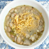 The Best White Chicken Chili Recipe