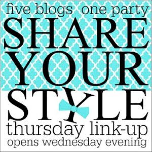 Share Your Style Link-up Party