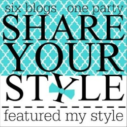 Share Your Style Party #132
