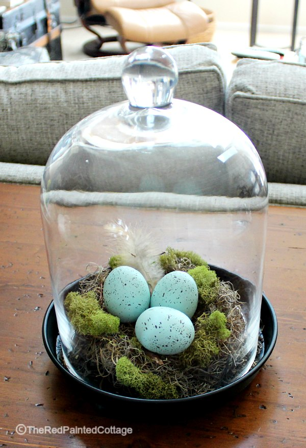 See How To Make An Easy Bird Nest In Five Minutes