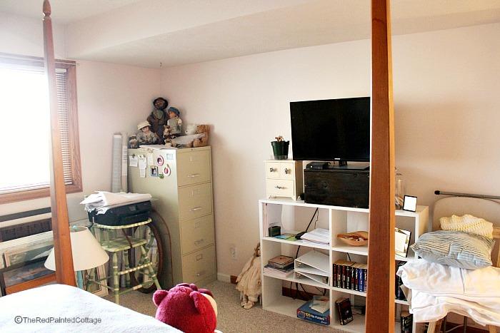One Room Challenge, Week 1 - Guest Bedroom