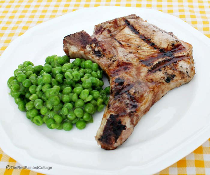 Easy And Delicious Grilled Pork Chops