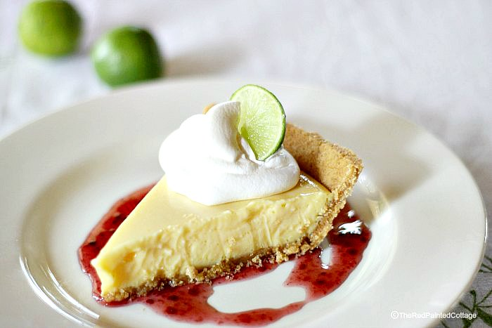 The Best No Bake Key Lime Pie You'll Ever Have