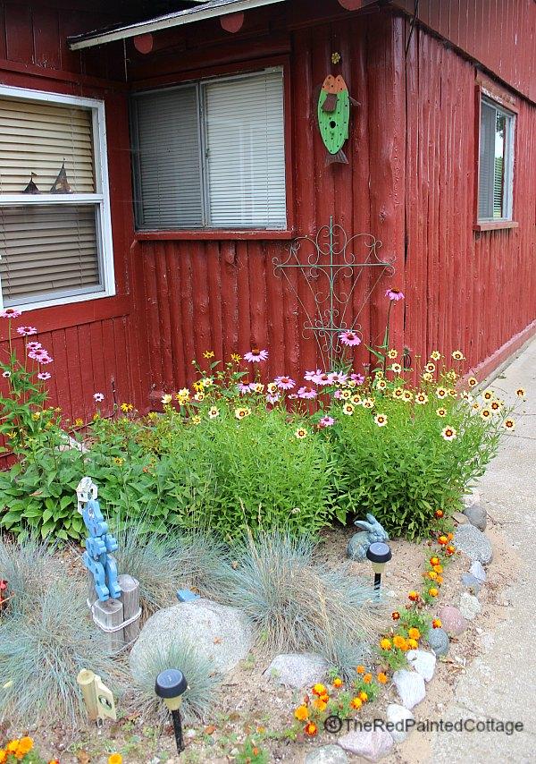 A Stroll Through Our Cottage Garden
