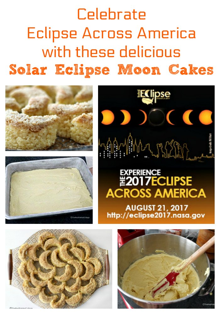 Solar Eclipse Moon Cakes