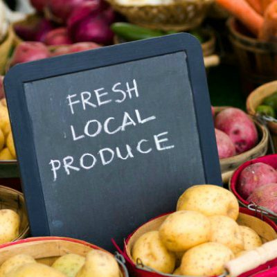 10 Reasons To Shop At Farmers Markets