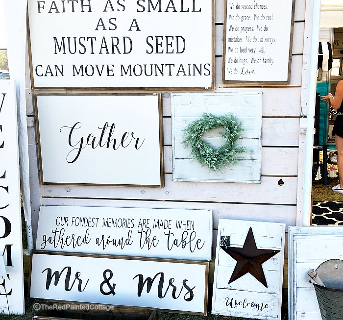 Our Visit To The Farmgirl Flea Market