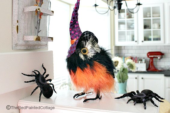 Halloween Decorating On A Limited Budget