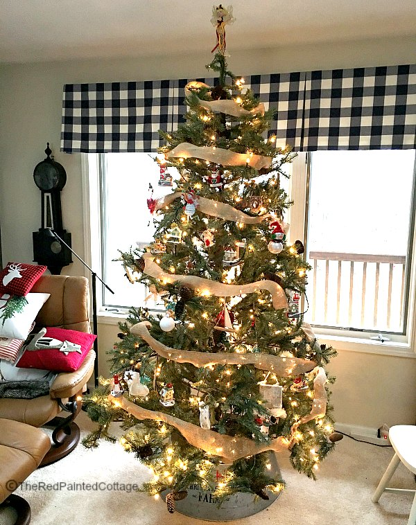 add ornaments - Steps To Decorating A Christmas Tree