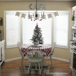 DIY Believe Christmas Banner