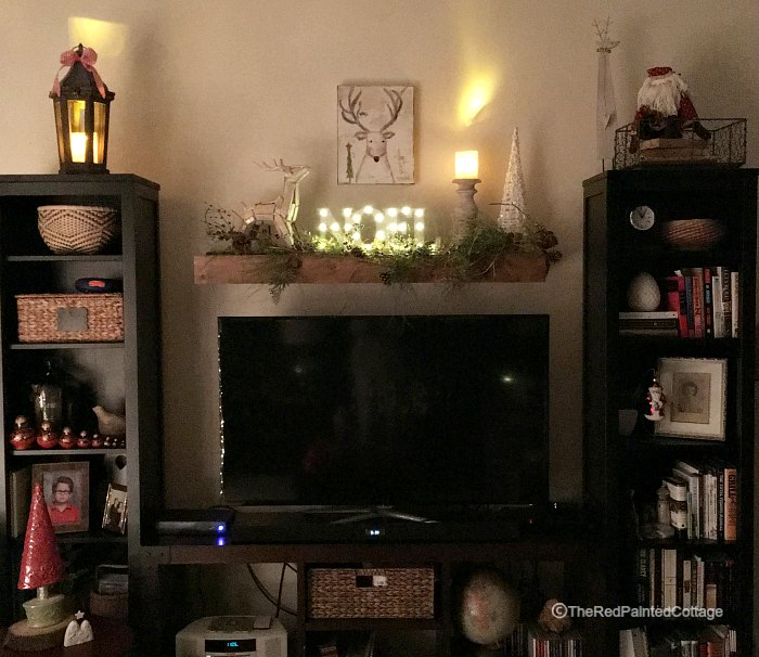 mantel lights