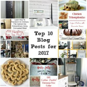 Top 10 Blog Posts From 2017